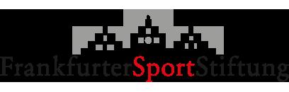 Logo der Frankfurter Sportstiftung