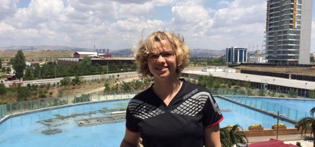 Trainingslager in Ankara